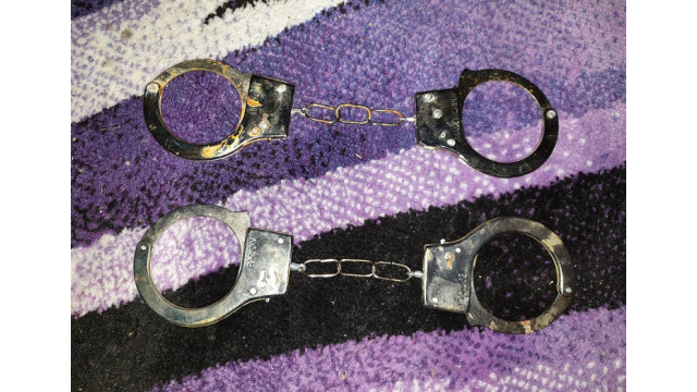 2x Pairs of Handcuffs