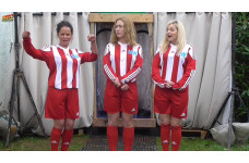 Gunge Givers' Football Team Kit