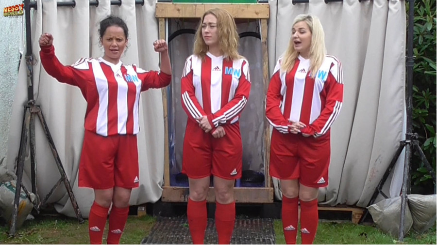 'Gunge Givers' Football Team Kit