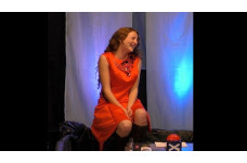Janey's Red Dress (*FRESHLY GUNGED)