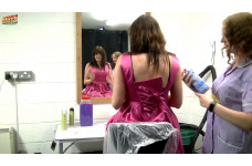 Pink 'Salon' Dress