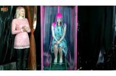 Dress worn by Zoe in the Big Gunge Tank Quiz